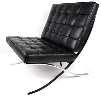 Genuine Leather Barcelona Chairs from  599ea