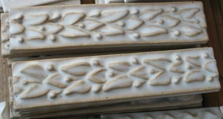 Various Styles Decorative Tile Borders  Trim - $ as listed each kind - $1 (Woodlawn - Fredericksburg Rd. Area)