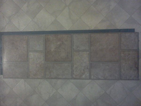 3 Boxes of Resilient Tile flooring for sale - $80 (1604 and Bandera)
