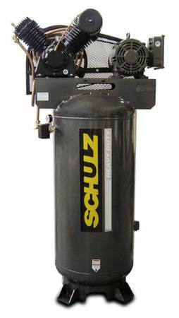 AIR COMPRESSOR - 7.5HP - 80 GALLON TANK - 30CFM - 175 PS - $1600 (FREE SHIPPING)