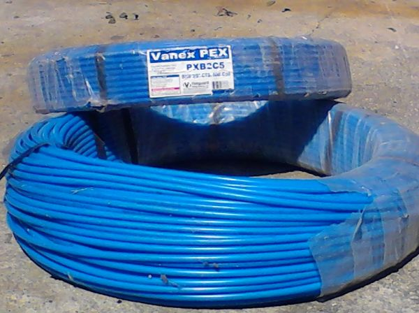 plumbing Vanguard pipe fifteen100ft - $150 (san Antonio)