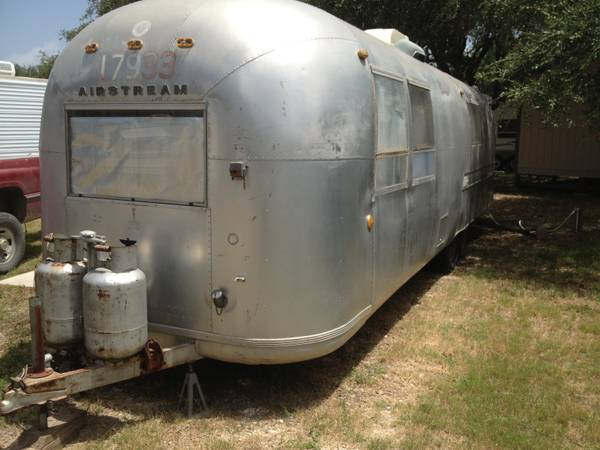 1968 Airstream Sovereign - $6000 (Rockport, Tx)