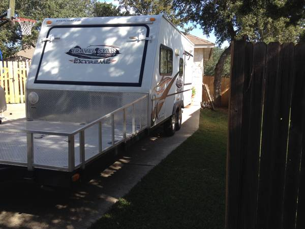Starcraft Travel Star 21SD Extreme 2008 - $15000 (NW San Antonio)