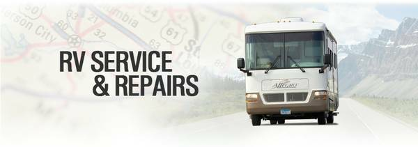 Rickeys RV Repair        Where runing Specails on Service calls         16 years exp