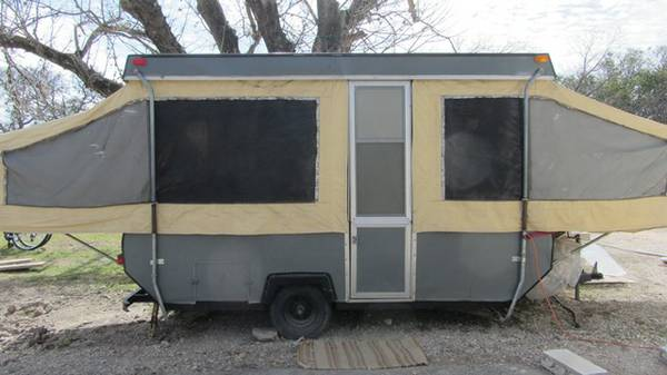 1985 Rockwood    Pop Up Camper -   x0024 350  Kerrville Texas
