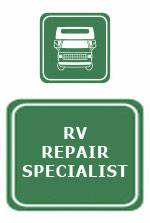 AC TROUBLE      STOP HERE      RICKEYS RV REPAIR                16 YEARS EXP