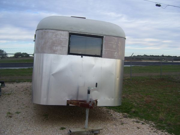 1948 Westcraft Coronado Travel Trailer - $7000 (Marbel Falls Tx)