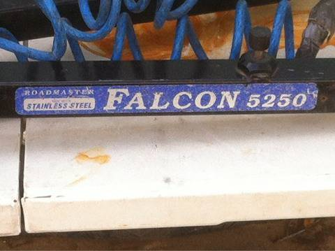 Falcon roadmaster 5250 tow bar - $325 (San antonio)