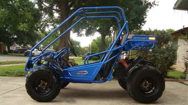 Carter Maxxam 2R 150cc Buggy LOW Hours  Clean - $1850 (NW - Culebra410)