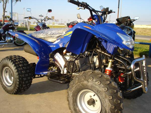 ATV 150cc GY6 Modded RUNS GREAT - $750 (NW - 410Culebra)