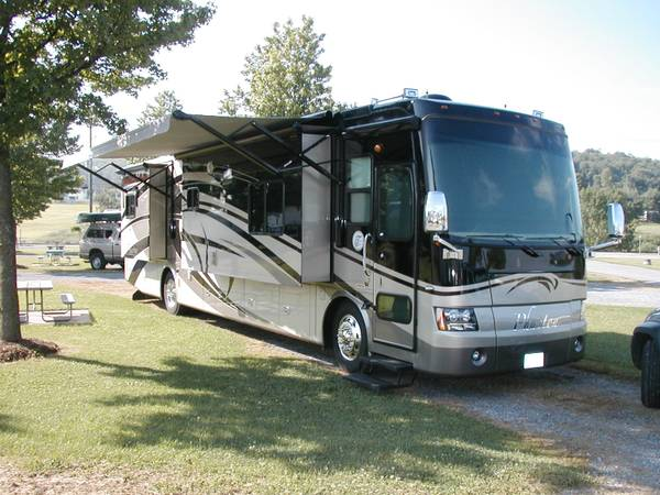 Tiffin Phaeton diesel motor coach - 2008 40 ft. model QSH - $139000 (Pleasanton)