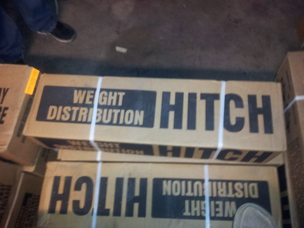 Weight Distribution Hitch brand new in box $200 - $200 (Canyon Lake, Tx.)