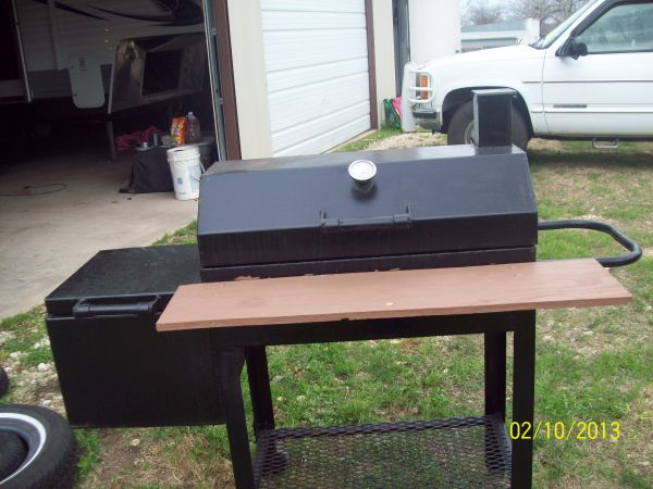Bbq Pits In San Antonio For Sale