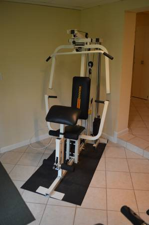 power booster gym espotted. Black Bedroom Furniture Sets. Home Design Ideas