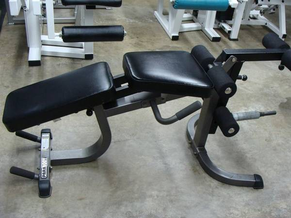 Gym Equipment (Commercial stuff) - $150 (east)