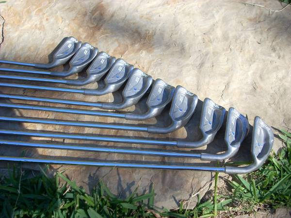 Ping ISI Irons--2 through SW - $125 (Converse)