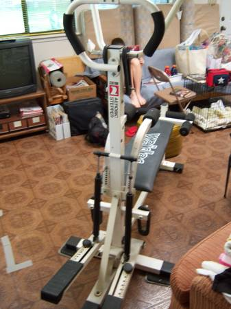 Weider home gym cross trainer - $30 (Lackland area)