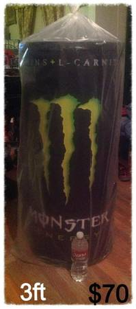 Monster Energy cooler (W s.a.)