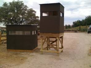 New Deer Stand and Tower - $429 (Hallettsville, Tx)