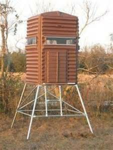 BRAND NEW DEER BLINDS WITH 5 FT TOWERS (SAN ANTONIO)