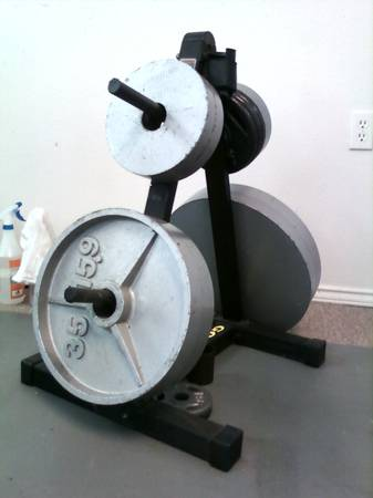 Olympic Weight Set- new - $175 (south)