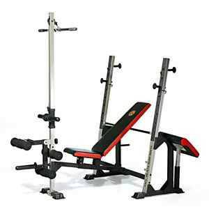 Golds Gym XR5 Weight Bench   Plus All cement plates - $200 (San Antonio, Tx)