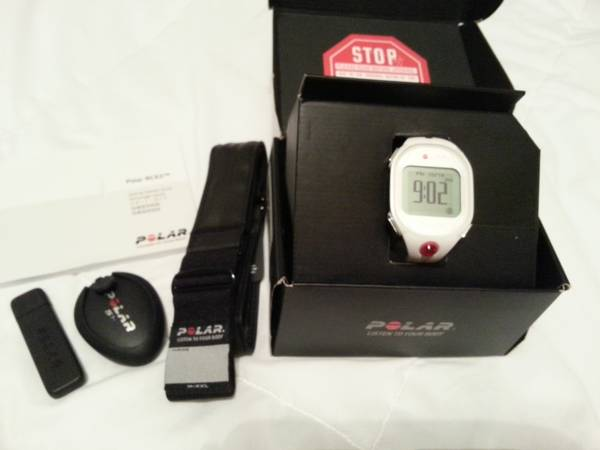 Polar RCX3 Run Heart Rate Monitor  - New Never used - $175 (Sea world 151 area)