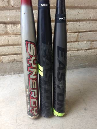 Easton slowpitch softball bats - $1 (Northeast)