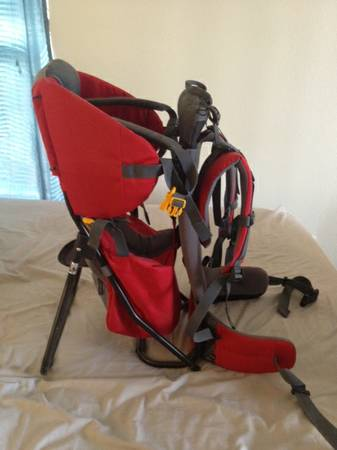 Deuter Kid Comfort I hiking carrier - $150 (NW SA)