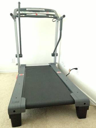 Treadmill- ProForm Crosswalk 590 LT (like new) - $242 (San Antonio, TX (UTSA))
