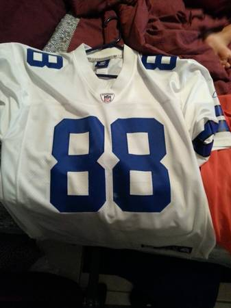 Dallas cowboy jerseys - $50 (N.E)