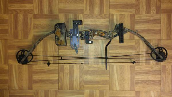 Browning Micro Adrenaline youth bow - $150 (Floresville)