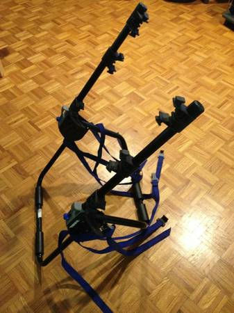 Thule 515-5033 Trunk Mounted 3 Bike Rack - $50 (North San AntonioAirport Area)
