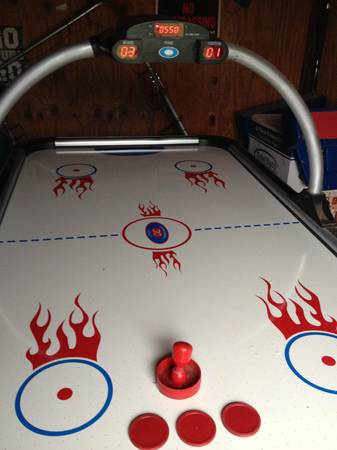 Tournament Choice Full Size Air Hockey Table - $150 (s)