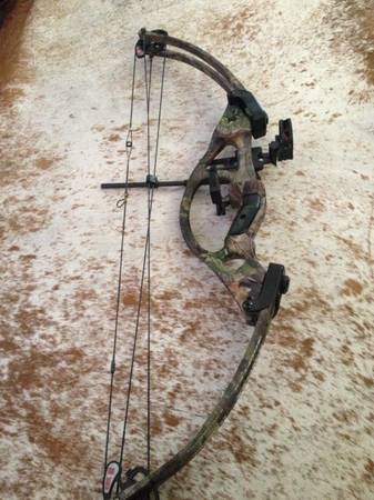 Reflex Excursion Compound Bow - $200 (Seguin)