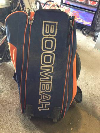 Boombah roller bag - $45 (Northeast)