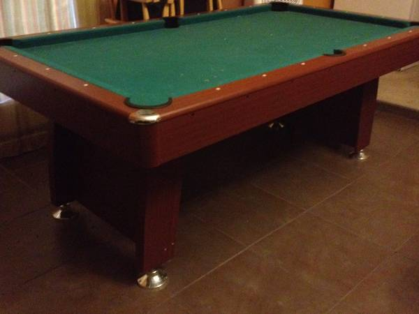 7 ft Mizerak Pool Table - $100 (Culebra Tezel)