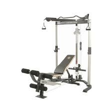 Golds Gym Home Gym Weight Station - $200