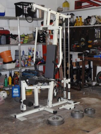 Marcy Home Gym - $110 (Universal City)