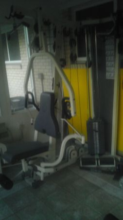 Nautilus NS300 Home Gym - $500 (Perrin Beitel)
