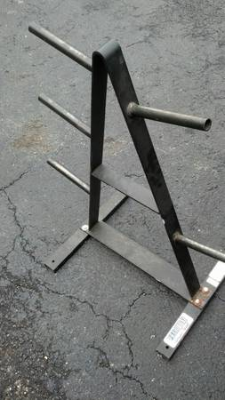 Parabody Serious Steel Weight tree - $30 (Quarry)