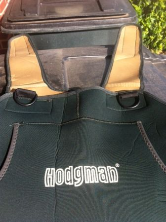Hodgeman WomensYouth Neoprene Chest Waders with Boots - $40 (New Braunfels)