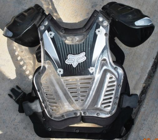 Chest Protector for Dirt Bike Riding - $25 (NW San Antonio)