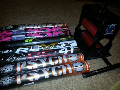 Softball Bats Miken Worth Easton - $185 (San Antonio)