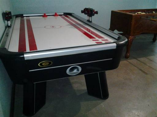 Tournament Choice Air Hockey Table Espotted