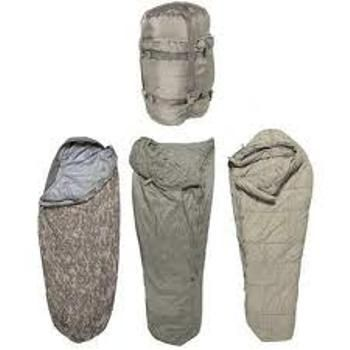 Military ACU Sleep System-Sleeping bag kit - $125 (Walzem Rd)