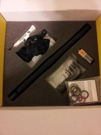New 2012 Dye Proto Rail Paintball Gun - $350 (San Antonio)