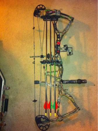 Compound bow bowtech guardian - $500 (San Antonio )