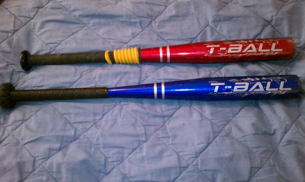 YOUTH BASEBALL METAL BATS - $80 (Walzem 35 north)