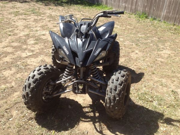 2008 YAMAHA RAPTOR 250 Special Edition YFM - ATV 4 Wheeler - $2900 (Sea World Area)